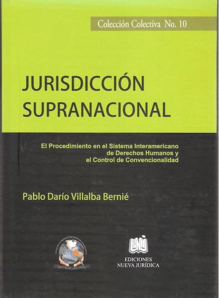 Jurusdiccion Supranacional