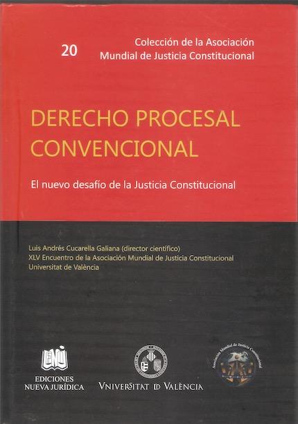 Derecho Procesal Convencional