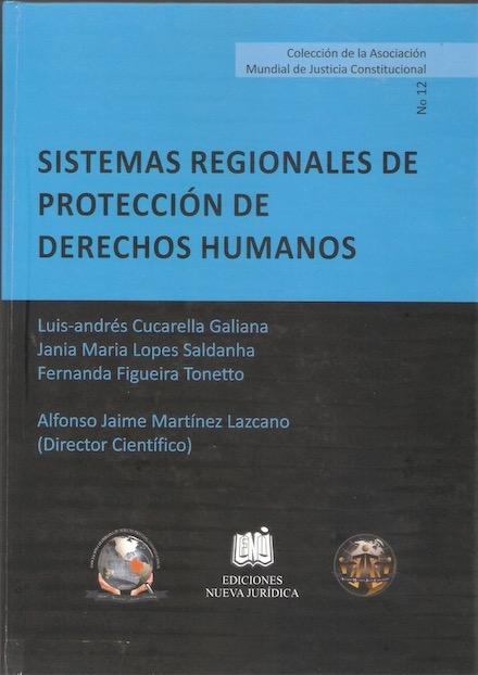 Sistemas regionales de proteccion de derechos humanos