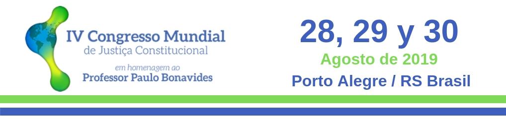IV CONGRESO DE LA ASOCIACIÓN MUNDIAL